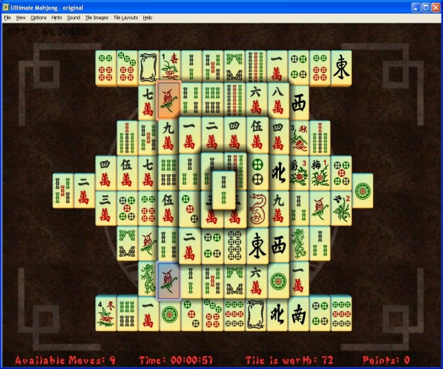 mahjong original game